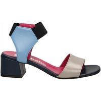 Pantofi Femei Sandale  Le Babe MINA NAPPA grigio