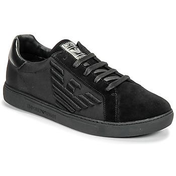 Pantofi Bărbați Pantofi sport Casual Emporio Armani X4X279-XM035-A085 Negru