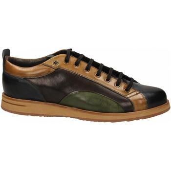 Pantofi Bărbați Pantofi Derby Brecos VITELLO azzurro-legno