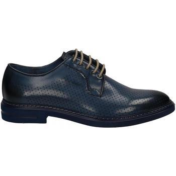 Pantofi Bărbați Pantofi Derby Brecos VITELLO azzurro
