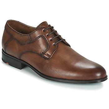 Pantofi Bărbați Pantofi Derby Lloyd LADOR Coniac