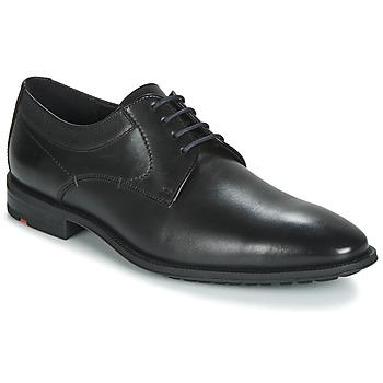 Pantofi Bărbați Pantofi Derby Lloyd JAYDEN Negru