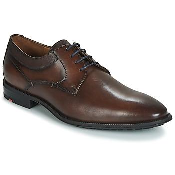 Pantofi Bărbați Pantofi Derby Lloyd JAYDEN Coniac