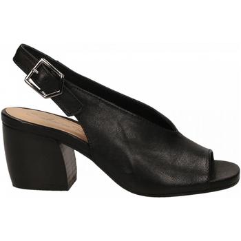 Pantofi Femei Sandale  Salvador Ribes GRETA HARLEY nero