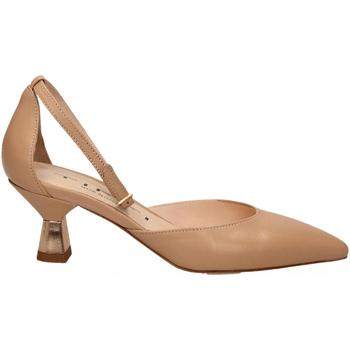 Pantofi Femei Pantofi cu toc Tiffi NAPPA nude-tco-rosato
