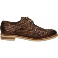 Pantofi Bărbați Pantofi Derby Brecos VITELLO taupe-brandy