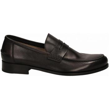 Pantofi Bărbați Mocasini Calpierre VENEZIA chccolate