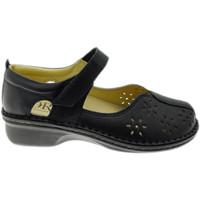 Pantofi Femei Balerin și Balerini cu curea Calzaturificio Loren LOM2313blsc blu
