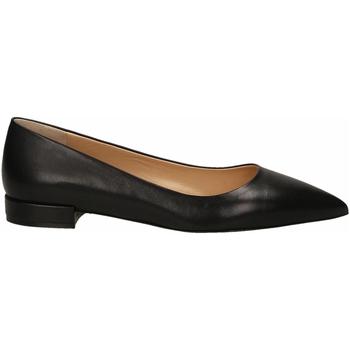 Pantofi Femei Balerin și Balerini cu curea Roberta Martini NAPPA nero