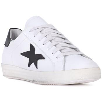 Pantofi Bărbați Pantofi sport Casual At Go GO VITELLO BIANCO Bianco