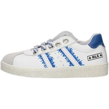 Pantofi Băieți Pantofi sport Casual Balocchi 491699 White and blue
