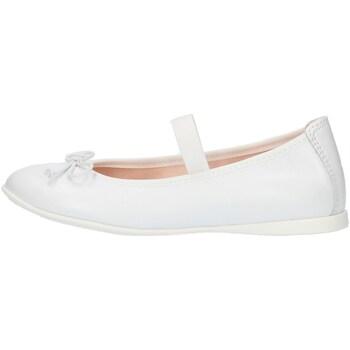 Pantofi Fete Balerin și Balerini cu curea Pablosky 331103 White