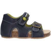 Pantofi Băieți Sandale  Pablosky 057026 Blue
