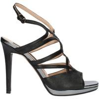 Pantofi Femei Sandale  Bacta De Toi 606 Black