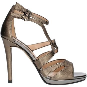 Pantofi Femei Sandale  Bacta De Toi 336 Gunmetal