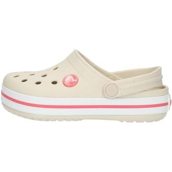 Pantofi Copii Saboti Crocs 204537 Stucco / melon