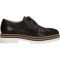 Pantofi Femei Pantofi Derby NeroGiardini P805223D Black