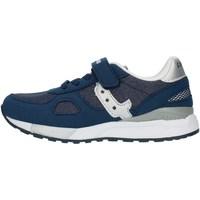 Pantofi Fete Pantofi sport Casual Canguro C60216H Jeans
