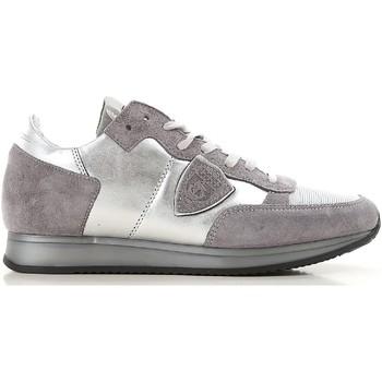 Pantofi Femei Pantofi sport Casual Philippe Model TRLD ME02 argento