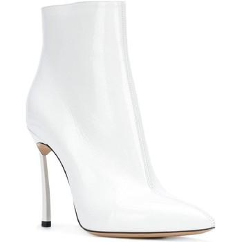 Pantofi Femei Ghete Casadei 1Q618L100TRAIN900 bianco