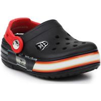 Pantofi Băieți Saboti Crocs Crocslights Star Wars Vader 16160-0X9-116 black, red