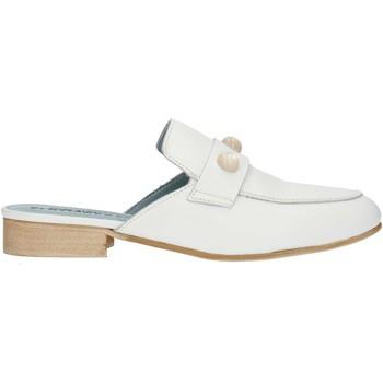 Pantofi Femei Saboti Albachiara NC74 White