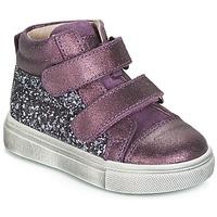 Pantofi Fete Pantofi sport stil gheata Acebo's 5299AV-LILA-C Violet