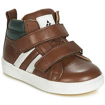 Pantofi Băieți Pantofi sport stil gheata Acebo's 3040-CUERO-C Maro