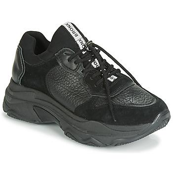 Pantofi Femei Pantofi sport Casual Bronx BAISLEY Negru
