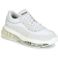 Pantofi Femei Pantofi sport Casual Bronx BUBBLY Alb