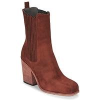 Pantofi Femei Botine Fru.it CHELIN Bordowy