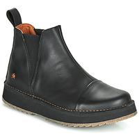 Pantofi Femei Ghete Art ORLY Negru