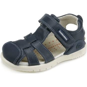Pantofi Băieți Sandale  Biomecanics 182172 Azul Marino