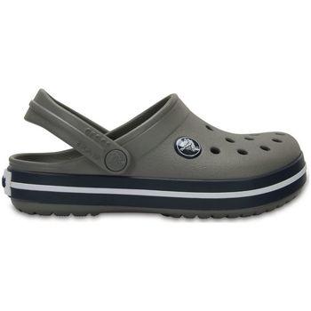 Pantofi Copii Saboti Crocs Crocs™ Kids' Crocband Clog Smoke/Navy