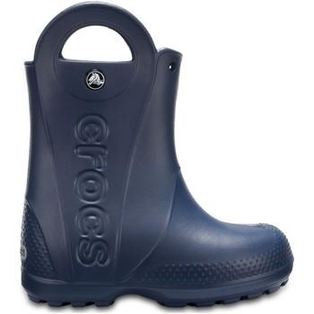 Pantofi Copii Cizme de cauciuc Crocs Crocs™ Kids' Handle It Rain Boot Navy