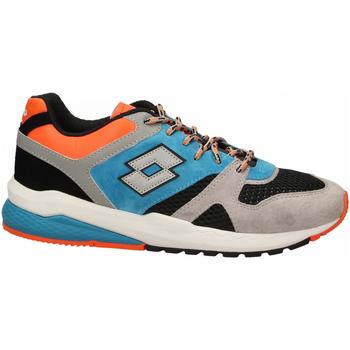 Pantofi Bărbați Pantofi sport Casual Lotto MARATHON BLOCK 1yd-gray--black-blue