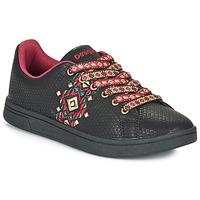 Pantofi Femei Pantofi sport Casual Desigual COSMIC NAVAJO Negru