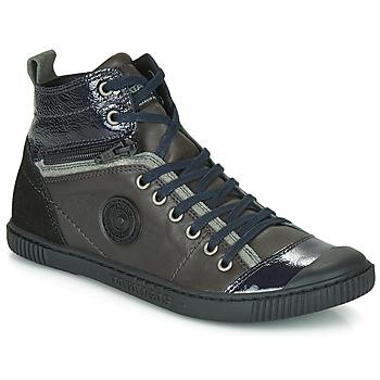 Pantofi Femei Pantofi sport stil gheata Pataugas BANJOU Antracit