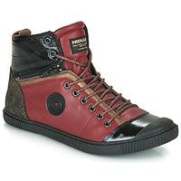 Pantofi Femei Pantofi sport stil gheata Pataugas BANJOU Roșu-bordeaux