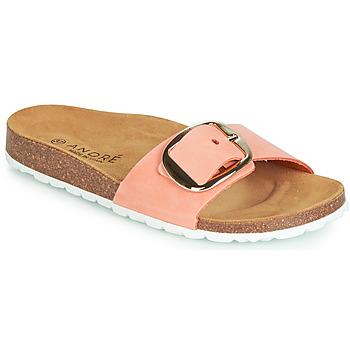 Pantofi Femei Sandale și Sandale cu talpă  joasă André RITA Roz