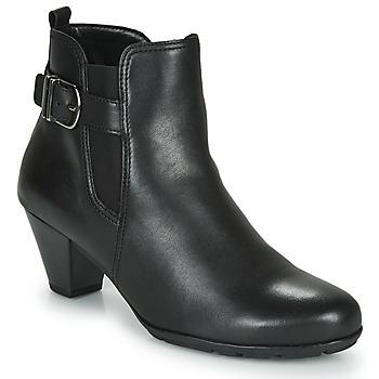 Pantofi Femei Botine Gabor 3564127 Negru