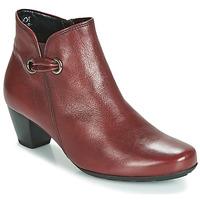 Pantofi Femei Botine Gabor 3282758 Roșu