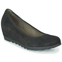 Pantofi Femei Balerin și Balerini cu curea Gabor 532017 Negru