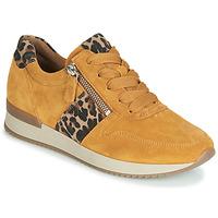 Pantofi Femei Pantofi sport Casual Gabor 3342010 MuȘtar
