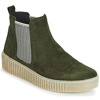 Pantofi Femei Ghete Gabor 3373111 Verde