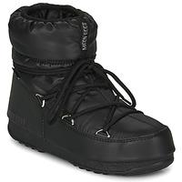 Pantofi Femei Cizme de zapadă Moon Boot MOON BOOT LOW NYLON WP 2 Negru