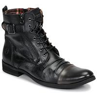 Pantofi Bărbați Ghete Kdopa DUBLIN Negru