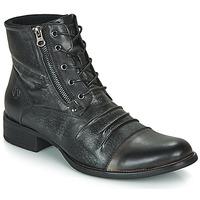 Pantofi Bărbați Ghete Kdopa MANSHESTER Negru