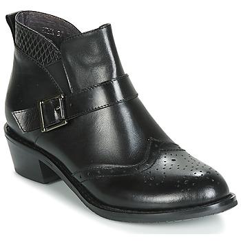 Pantofi Femei Ghete Kdopa INNA Negru