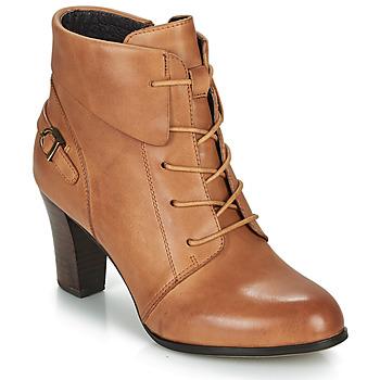 Pantofi Femei Botine Kdopa ALOE Coniac